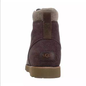 6509e48d82e UGG Shoes | Australia Halfdan Brown Mens Boots Grizzly | Poshmark